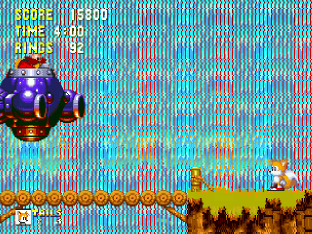Sonic the Hedgehog 3 - you suck eggman.booooo!!! - User Screenshot
